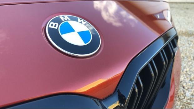 2019 BMW Competition (Orange) - Image: 24