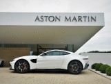 2019 Aston Martin V8 Auto 2-door (White) - Image: 3
