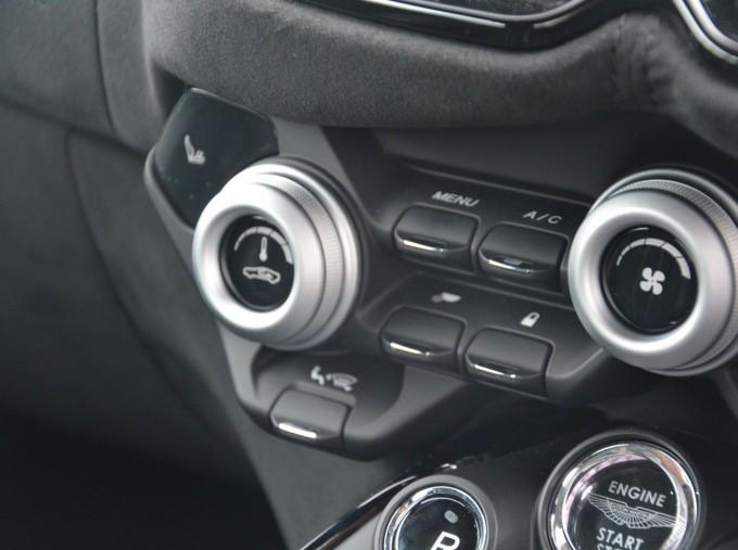 2019 Aston Martin V8 Auto 2-door (White) - Image: 5
