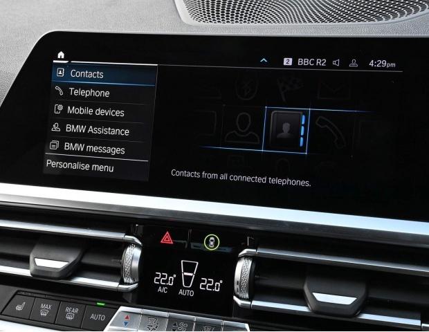 2021 BMW 330e 12kWh M Sport Auto xDrive 4-door (White) - Image: 15
