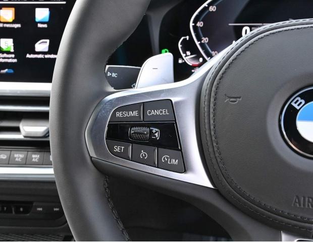 2021 BMW 330e 12kWh M Sport Auto xDrive 4-door (White) - Image: 18