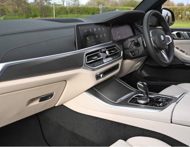 2021 BMW 40d MHT M Sport Auto xDrive 5-door (Grey) - Image: 19