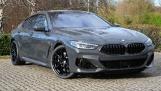2021 BMW 840i M Sport Gran Coupe Steptronic 4-door (Grey) - Image: 1