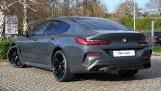 2021 BMW 840i M Sport Gran Coupe Steptronic 4-door (Grey) - Image: 5