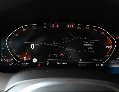 2021 BMW 840i M Sport Gran Coupe Steptronic 4-door (Grey) - Image: 14