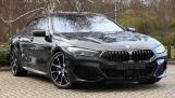 2021 BMW 840i M Sport Gran Coupe Steptronic 4-door (Black) - Image: 1