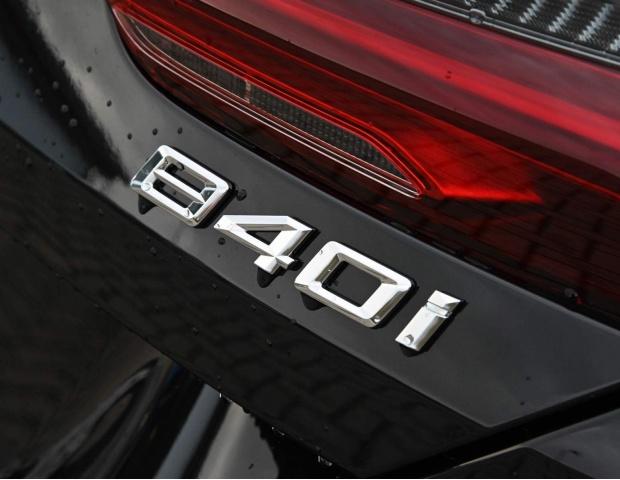 2021 BMW 840i M Sport Gran Coupe Steptronic 4-door (Black) - Image: 6