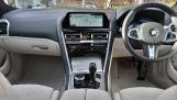 2021 BMW 840i M Sport Gran Coupe Steptronic 4-door (Black) - Image: 13