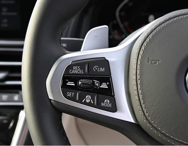 2021 BMW 840i M Sport Gran Coupe Steptronic 4-door (Black) - Image: 21