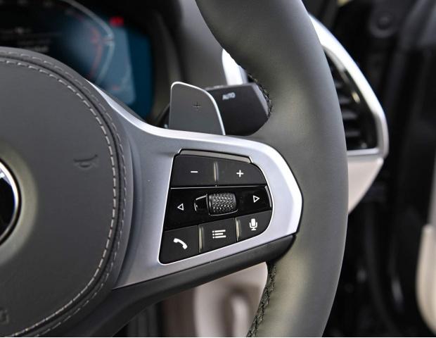 2021 BMW 840i M Sport Gran Coupe Steptronic 4-door (Black) - Image: 22