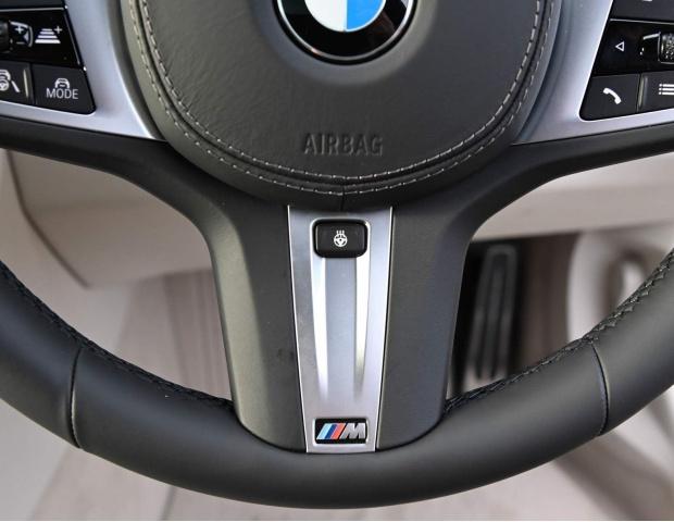 2021 BMW 840i M Sport Gran Coupe Steptronic 4-door (Black) - Image: 23