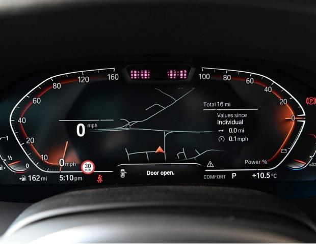 2021 BMW 840i M Sport Gran Coupe Steptronic 4-door (Black) - Image: 24