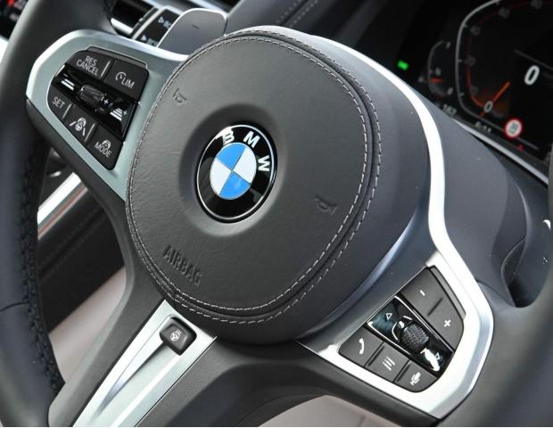 2021 BMW 840i M Sport Gran Coupe Steptronic 4-door (Black) - Image: 26