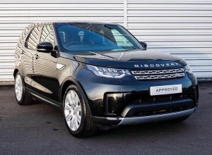 2017 Land Rover Discovery TD6 (258hp) HSE Luxury 5-door