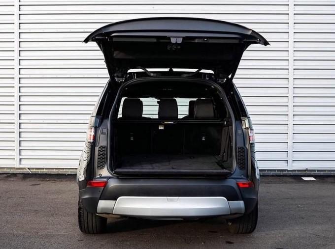 2017 Land Rover TD V6 HSE Luxury Auto 4WD 5-door (Black) - Image: 15