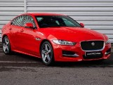 2018 Jaguar 2.0i R-Sport Auto 4-door (Red) - Image: 1