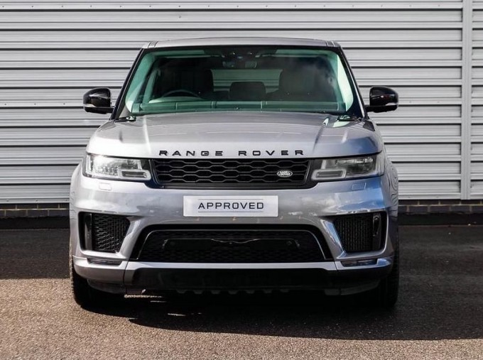 2019 Land Rover SD V8 Autobiography Dynamic Auto 4WD 5-door (Grey) - Image: 7