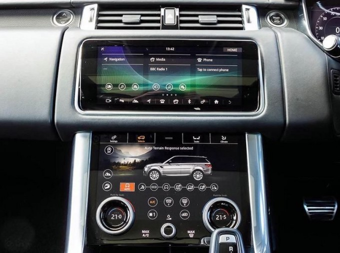 2019 Land Rover SD V8 Autobiography Dynamic Auto 4WD 5-door (Grey) - Image: 11