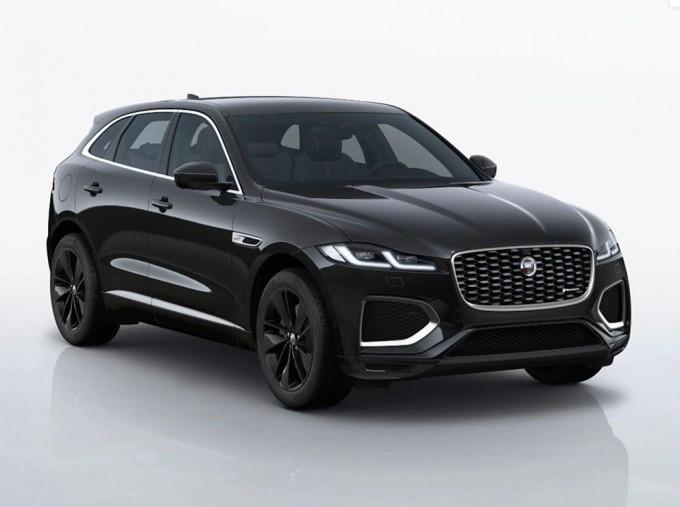 2021 Jaguar MHEV R-Dynamic SE Auto 5-door (Black) - Image: 1