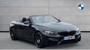 2018 BMW M4 Convertible Competition Package 2-door