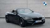 2018 BMW Convertible Competition Package (Black) - Image: 1