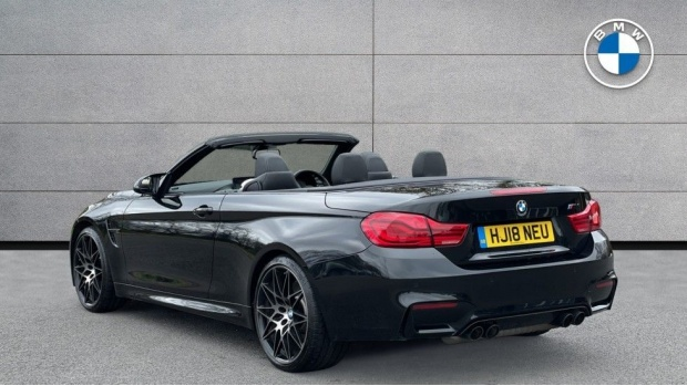 2018 BMW Convertible Competition Package (Black) - Image: 2