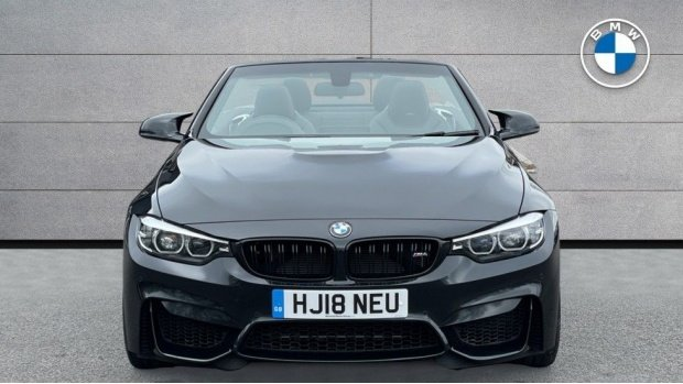 2018 BMW Convertible Competition Package (Black) - Image: 16