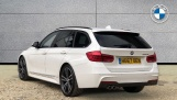 2017 BMW 320d M Sport Touring (White) - Image: 2