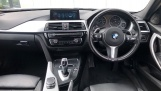 2017 BMW 320d M Sport Touring (White) - Image: 4