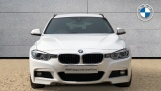 2017 BMW 320d M Sport Touring (White) - Image: 16