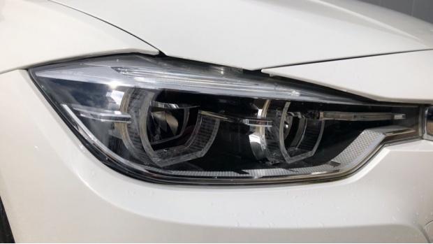 2017 BMW 320d M Sport Touring (White) - Image: 22