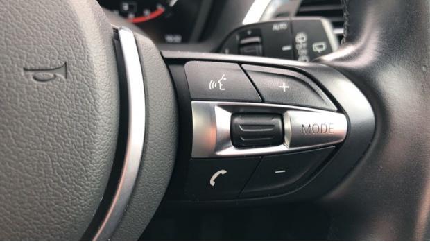 2019 BMW 118i M Sport Shadow Edition 3-door (Black) - Image: 18