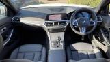 2020 BMW 330i M Sport Saloon (White) - Image: 4