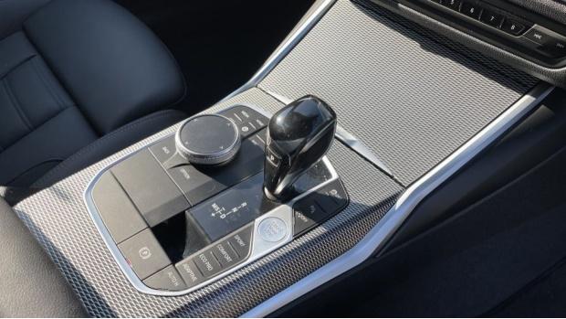 2020 BMW 330i M Sport Saloon (White) - Image: 10