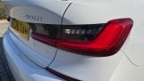 2020 BMW 330i M Sport Saloon (White) - Image: 22