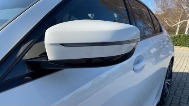 2020 BMW 330i M Sport Saloon (White) - Image: 30