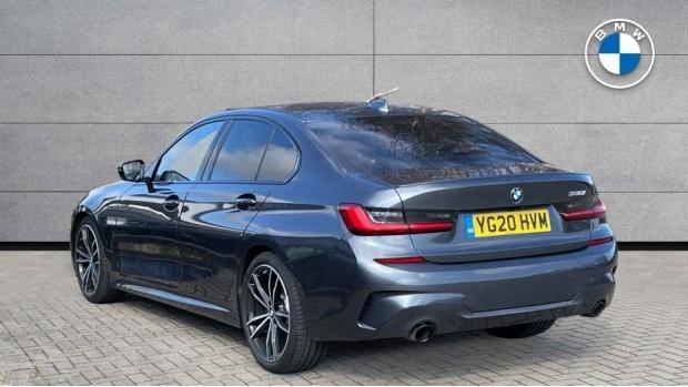 2020 BMW 330i M Sport Saloon (Grey) - Image: 2