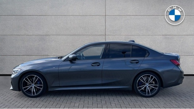 2020 BMW 330i M Sport Saloon (Grey) - Image: 3