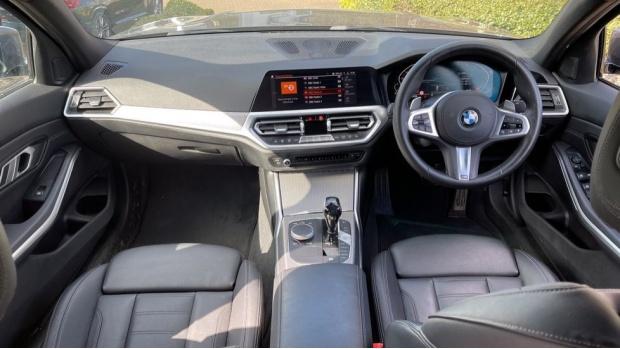 2020 BMW 330i M Sport Saloon (Grey) - Image: 4