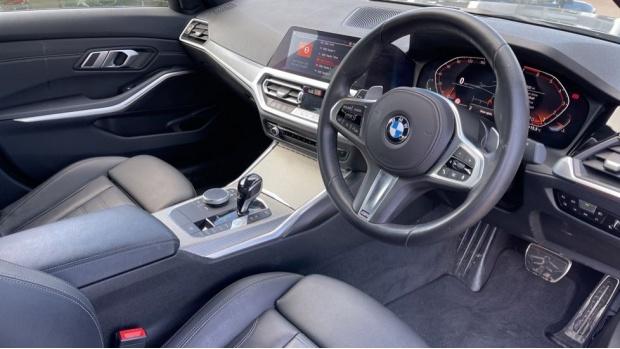 2020 BMW 330i M Sport Saloon (Grey) - Image: 6