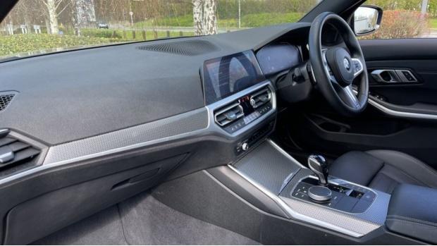 2020 BMW 330i M Sport Saloon (Grey) - Image: 7