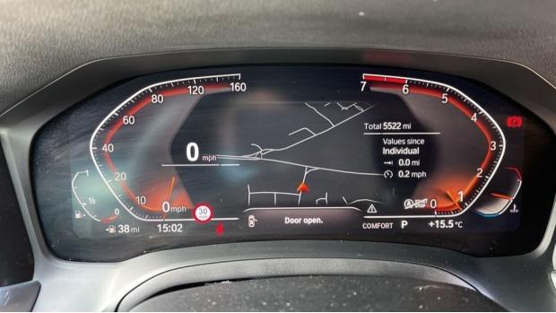 2020 BMW 330i M Sport Saloon (Grey) - Image: 9