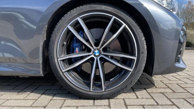 2020 BMW 330i M Sport Saloon (Grey) - Image: 14