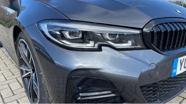 2020 BMW 330i M Sport Saloon (Grey) - Image: 23