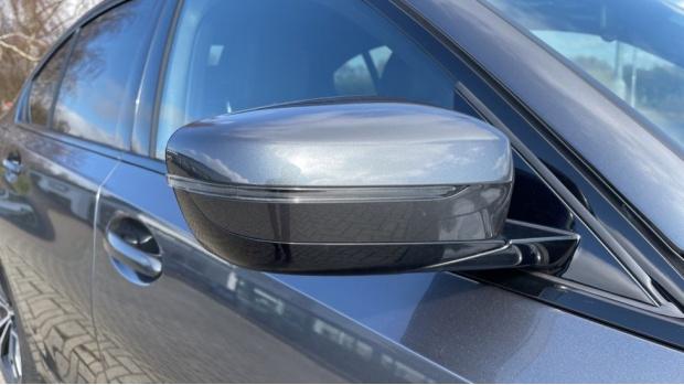 2020 BMW 330i M Sport Saloon (Grey) - Image: 26