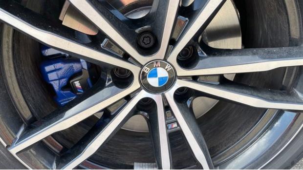 2020 BMW 330i M Sport Saloon (Grey) - Image: 32