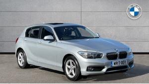 2017 BMW 1 Series 118i SE 5-door 5dr