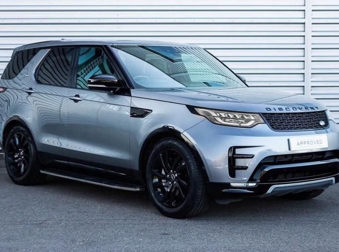 2019 Land Rover SD V6 Landmark Edition Auto 4WD 5-door (Grey) - Image: 1