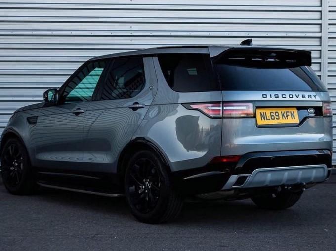 2019 Land Rover SD V6 Landmark Edition Auto 4WD 5-door (Grey) - Image: 2