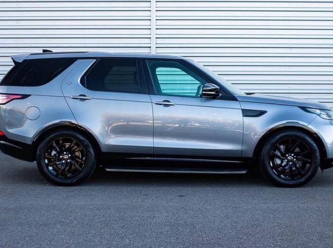 2019 Land Rover SD V6 Landmark Edition Auto 4WD 5-door (Grey) - Image: 5